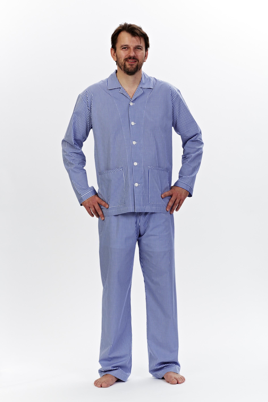 buy popular 1c295 d621b Herren Pyjama lang